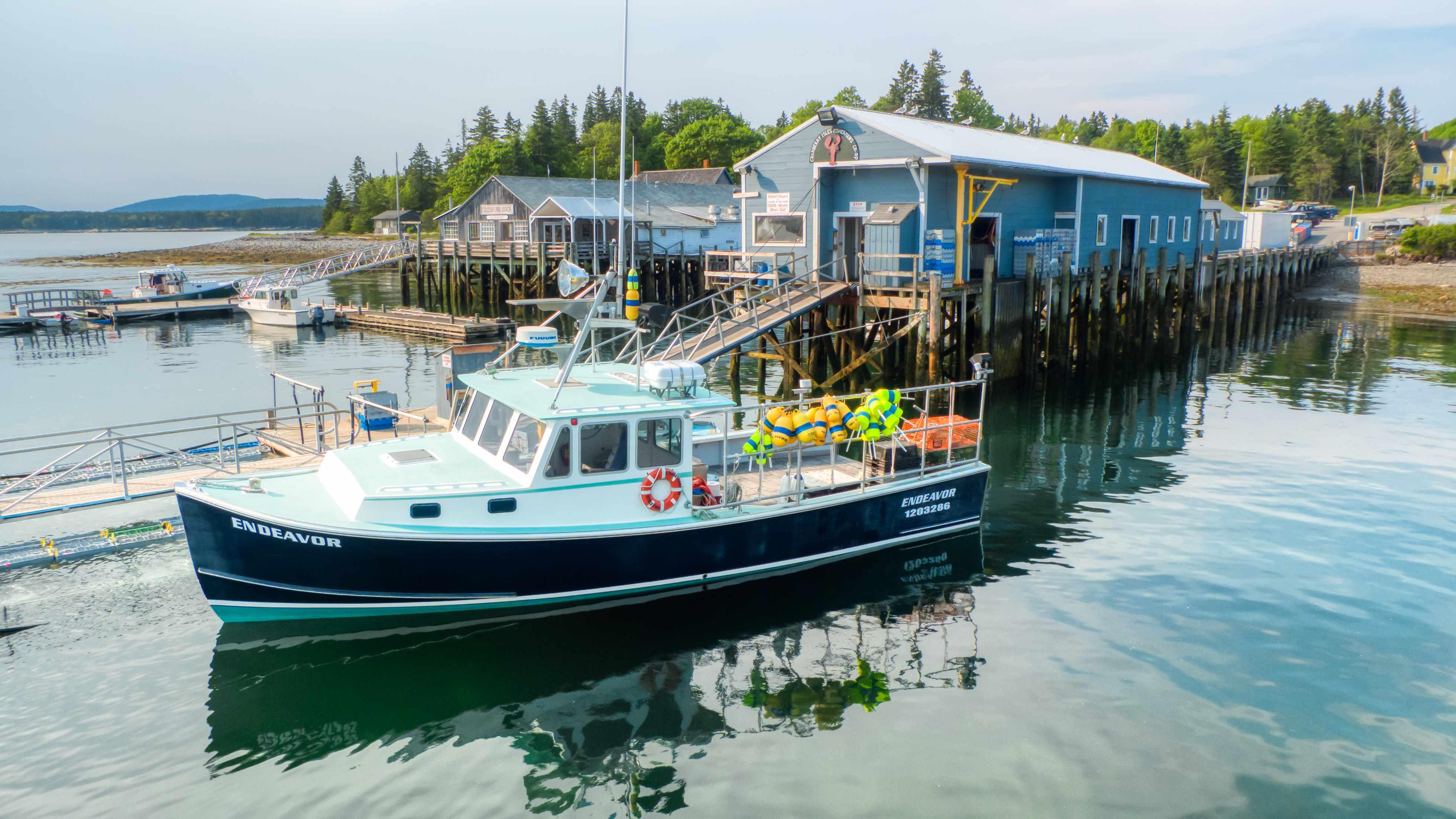 lobster boat at co-op-web