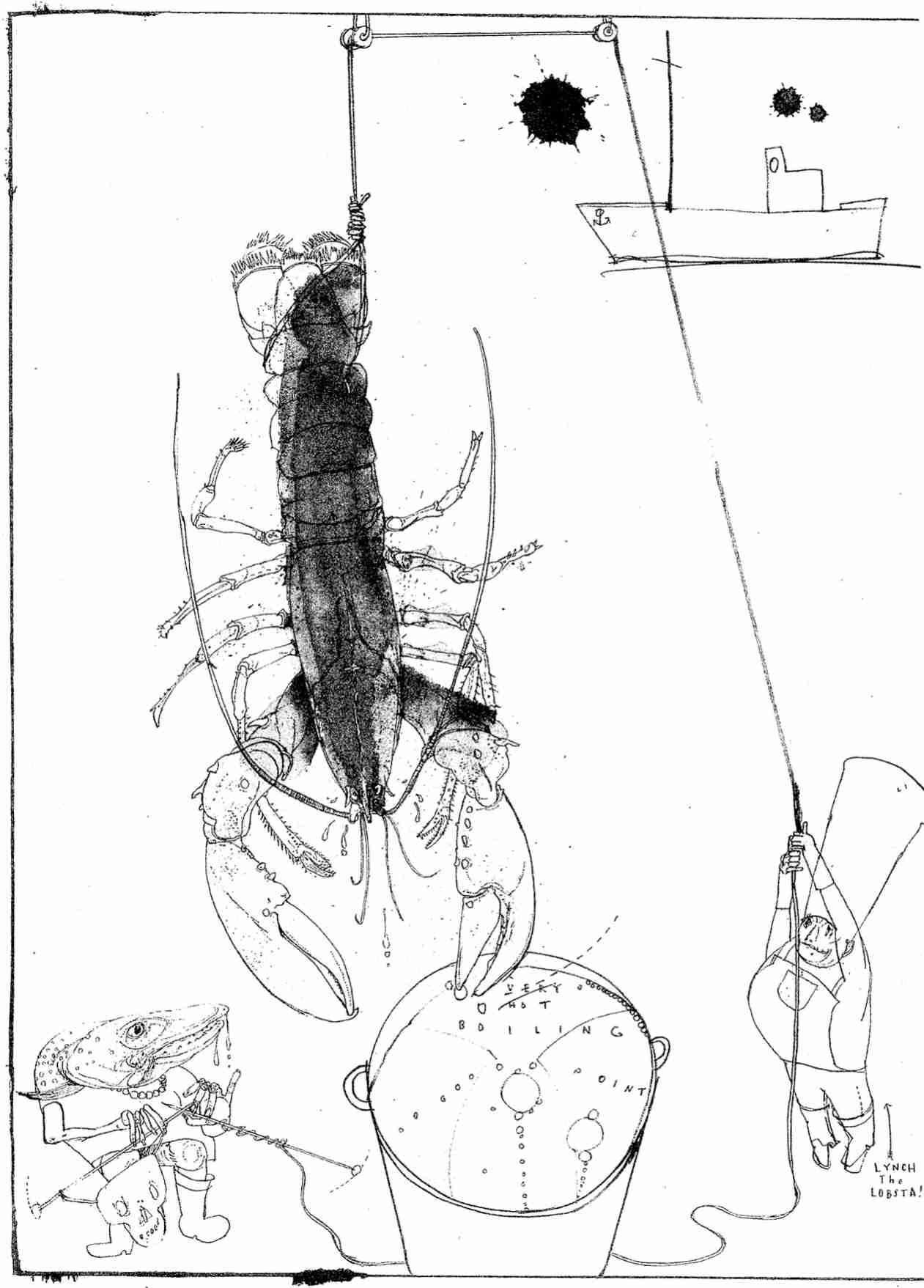 Illustration by David Hughes